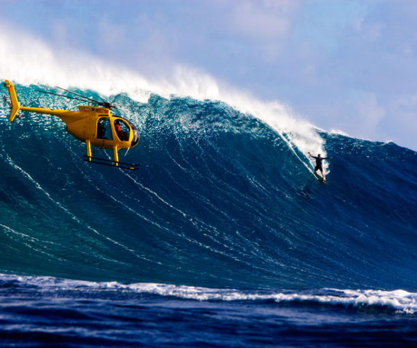 and that's Laird Hamilton (on another level entirely!)